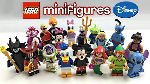 figurine lego disney