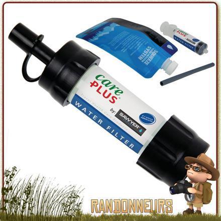 filtre eau randonnée