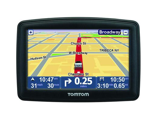 gps tom tom xl