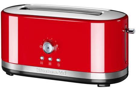 grille pain kitchenaid rouge