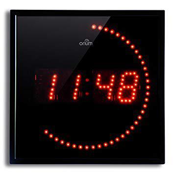 horloge led orium