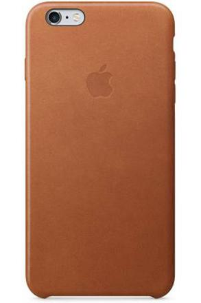 housse cuir iphone 6
