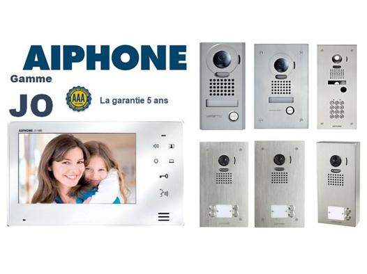interphone video filaire