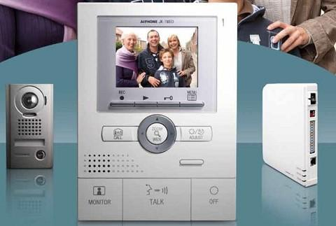 interphone video haut de gamme