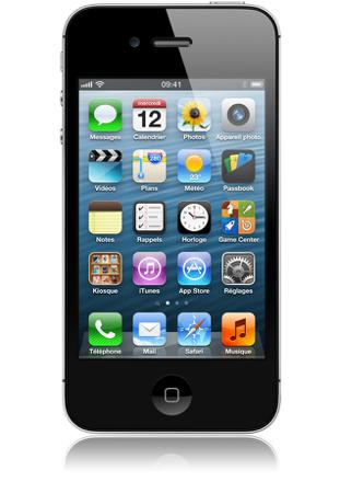 iphone 4 s neuf pas cher