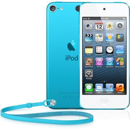 ipod touch 5 bleu