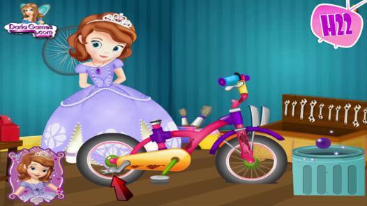 jeux de barbie moto