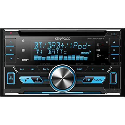 kenwood voiture stereo