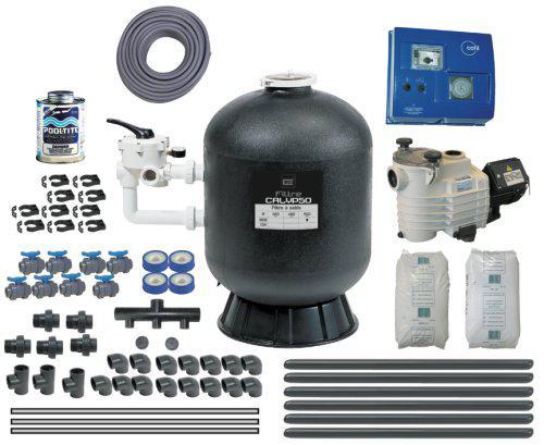 kit de filtration piscine