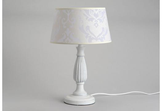 lampe de chevet blanche