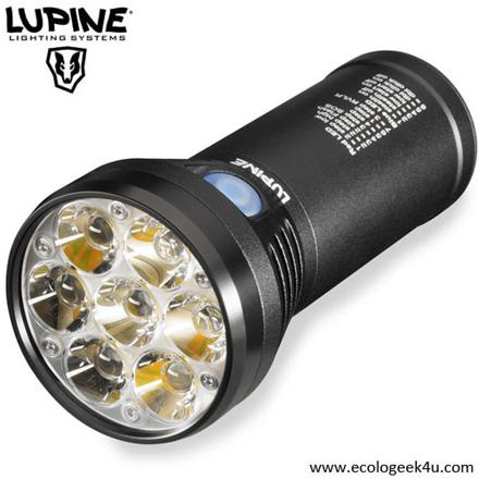 lampe torche ultra puissante led