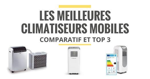 les meilleurs climatiseurs mobiles