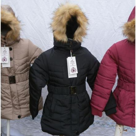 manteau fille 10 ans pas cher