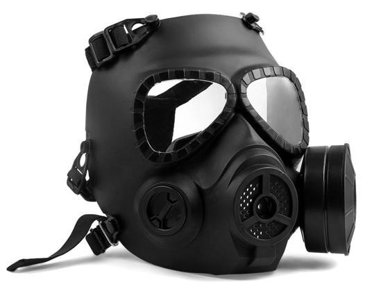 masque a gaz airsoft