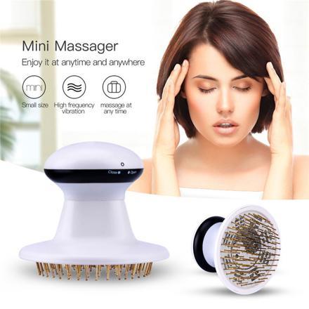 masseur cuir chevelu electrique