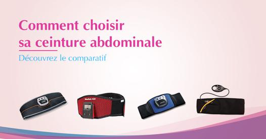 meilleure ceinture electrostimulation