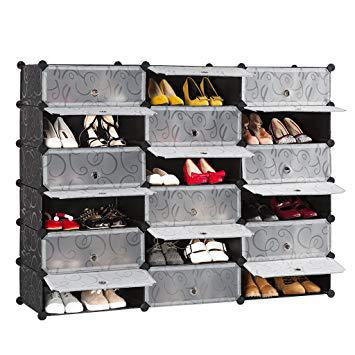 meuble rangement chaussures amazon