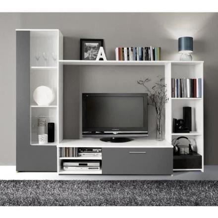 meuble tv mural