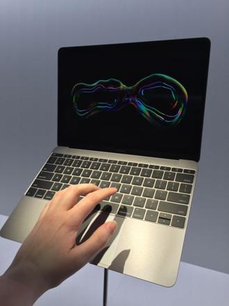 nouveau macbook