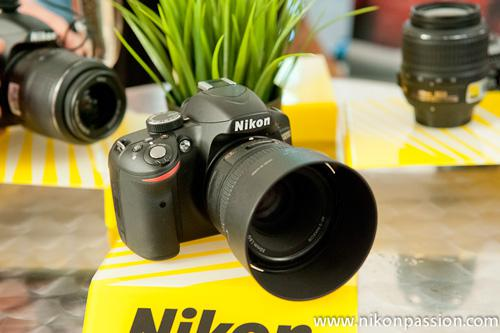 objectifs pour nikon d3200