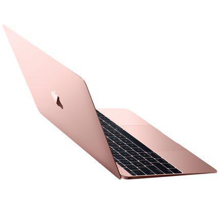 ordinateur apple rose