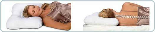 oreiller pour cervicales douloureuses
