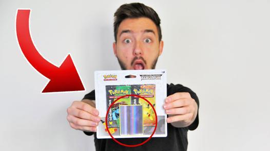 pack carte pokemon ex