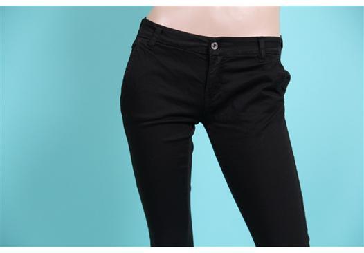 pantalon please noir