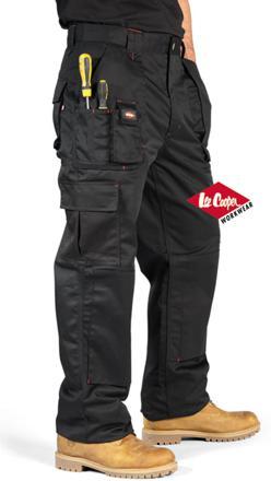 pantalon travail cargo