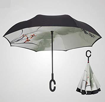 parapluie inversé amazon