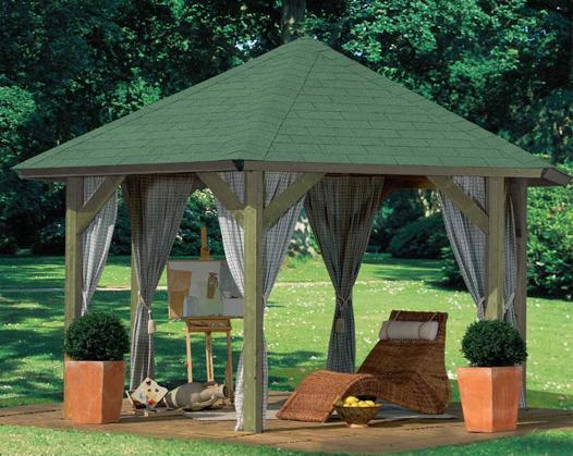 pavillon de jardin
