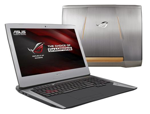 pc portable gamer rog