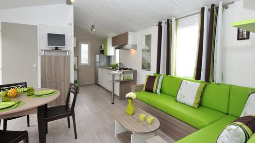 peinture interieur mobil home