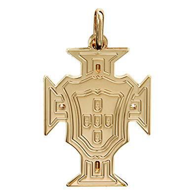 pendentif croix du portugal