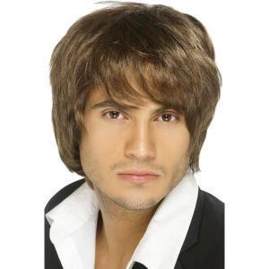 perruque homme pas cher
