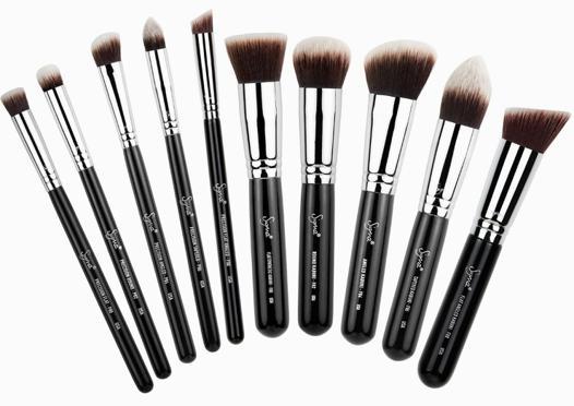 pinceaux maquillage et de bonne qualité