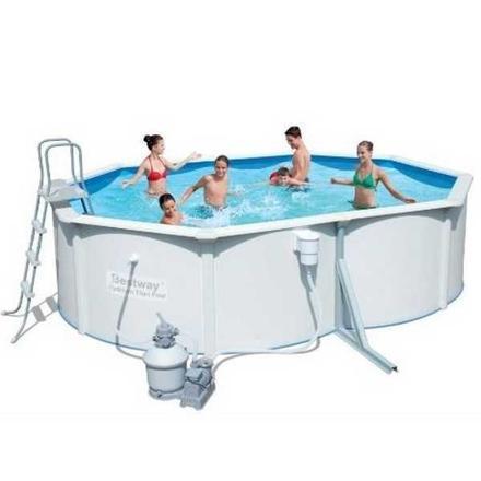piscine bestway acier