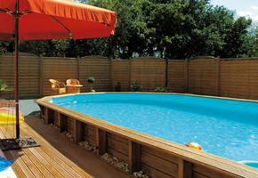 piscine hors sol 6m x 4m