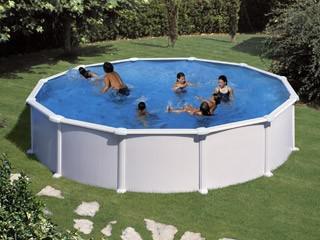 piscine hors sol ronde 5 m