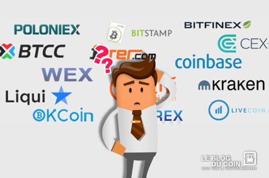 plateforme crypto monnaie