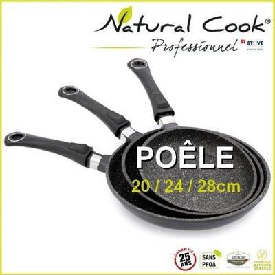 poele pierre natural cook