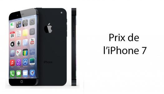 prix iphone 7 64go