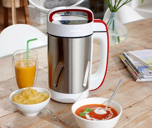 recette soup maker philips