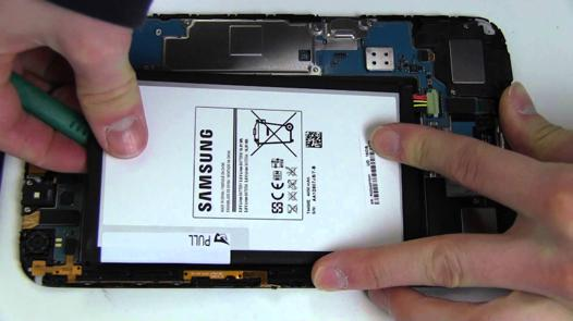 remplacement batterie samsung galaxy tab 3