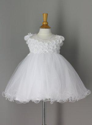 robe de bapteme bébé fille pas cher