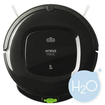 robot aspirateur h2o