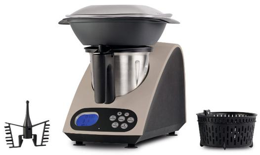 robot cuiseur mixeur multifonction