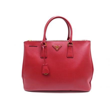 sac prada rouge