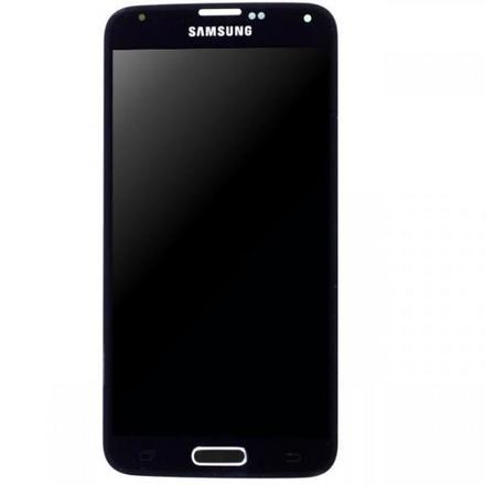 samsung galaxy s5 ecran noir