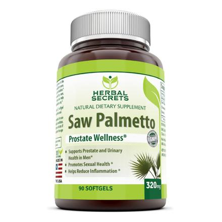 saw palmetto gel